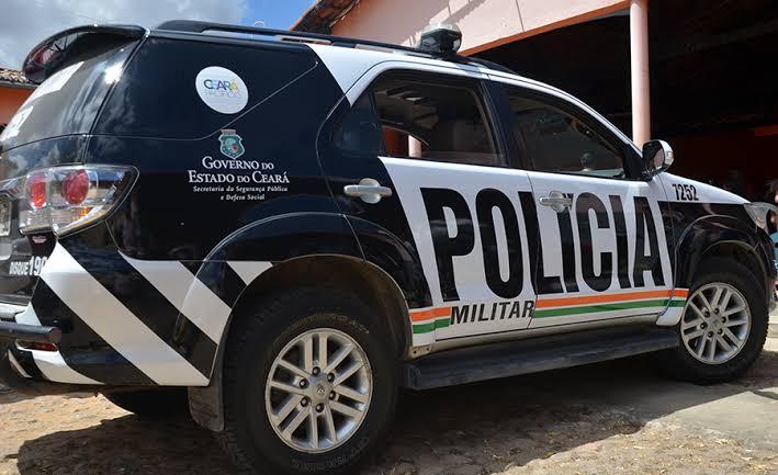Coveiro é preso após agredir mulher e descumprir medida protetiva em Várzea Alegre-CE