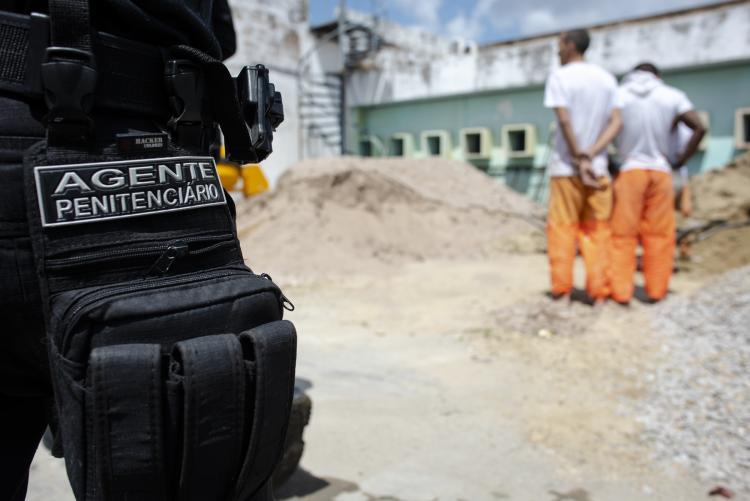 Reforço na segurança: 70 novos agentes penitenciários tomam posse em fevereiro