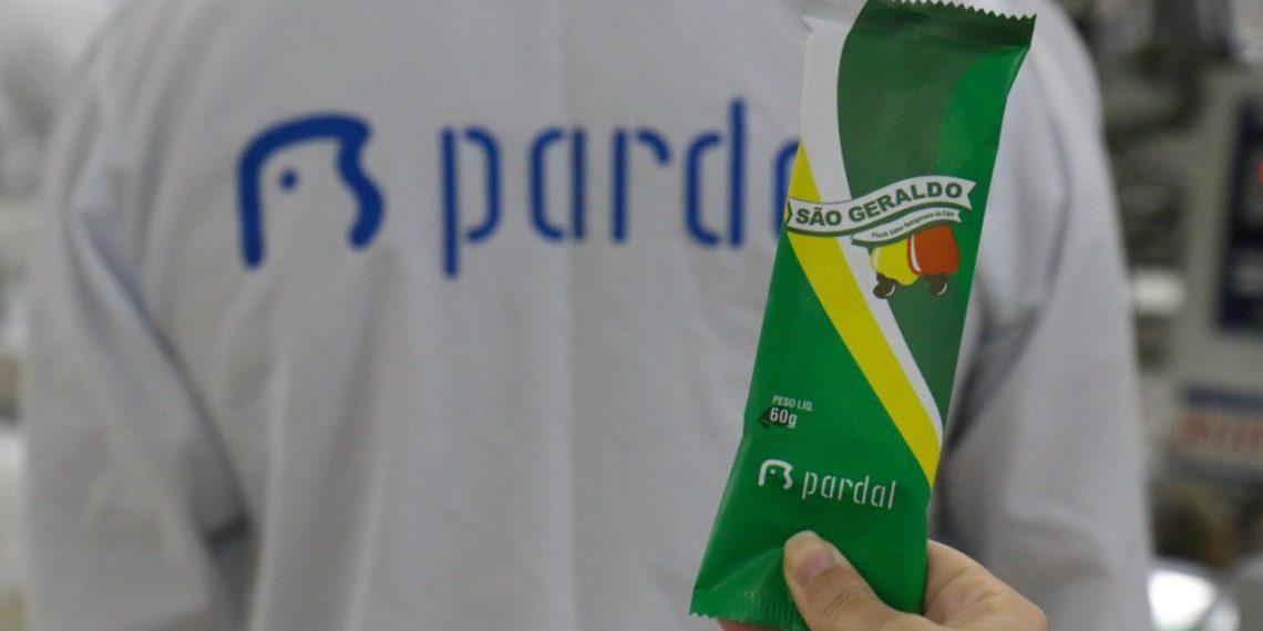 Cajuína São Geraldo vira sabor de picolé
