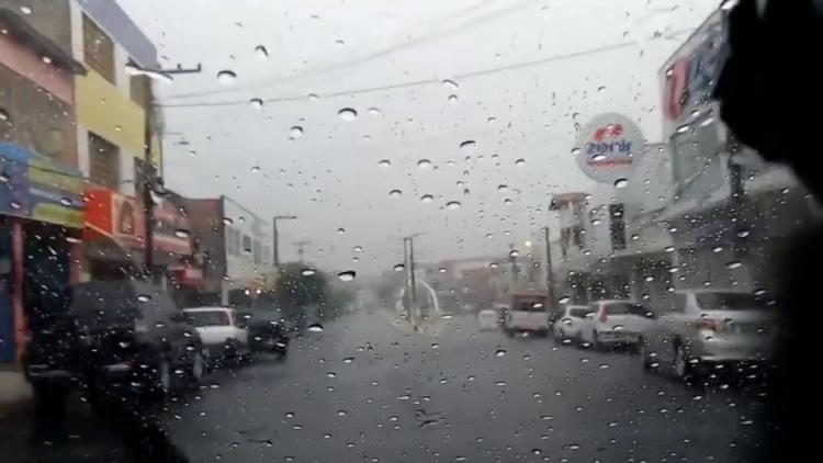Chove em todas as regiões do CE; Funceme registra chuvas em mais de 90 municípios