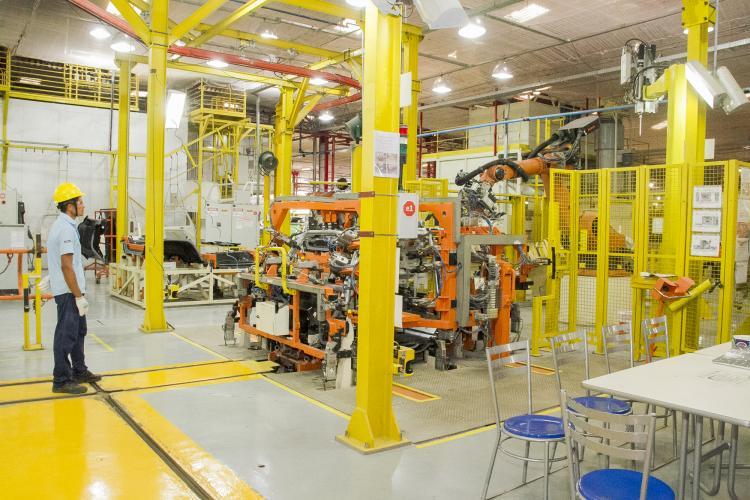Indústria do Ceará se destaca e cresce 3,4% em novembro de 2019, a segunda maior alta do País