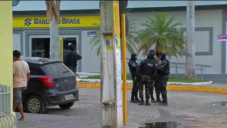 Crimes contra bancos tem queda de 66% no Ceará em um ano