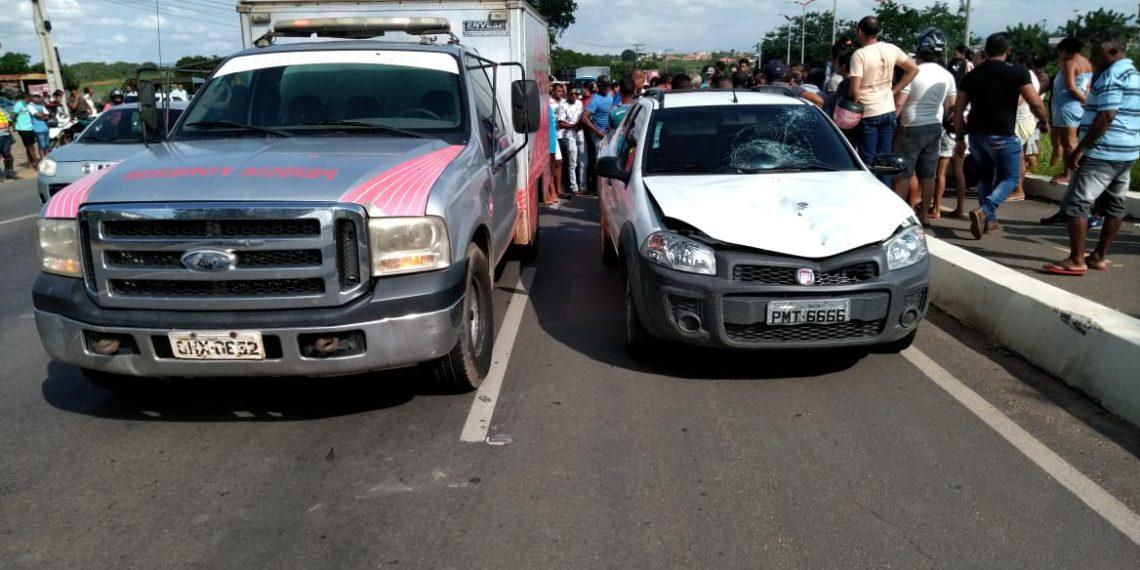 Homem sofre atropelamento e morre na CE-060 em Barbalha