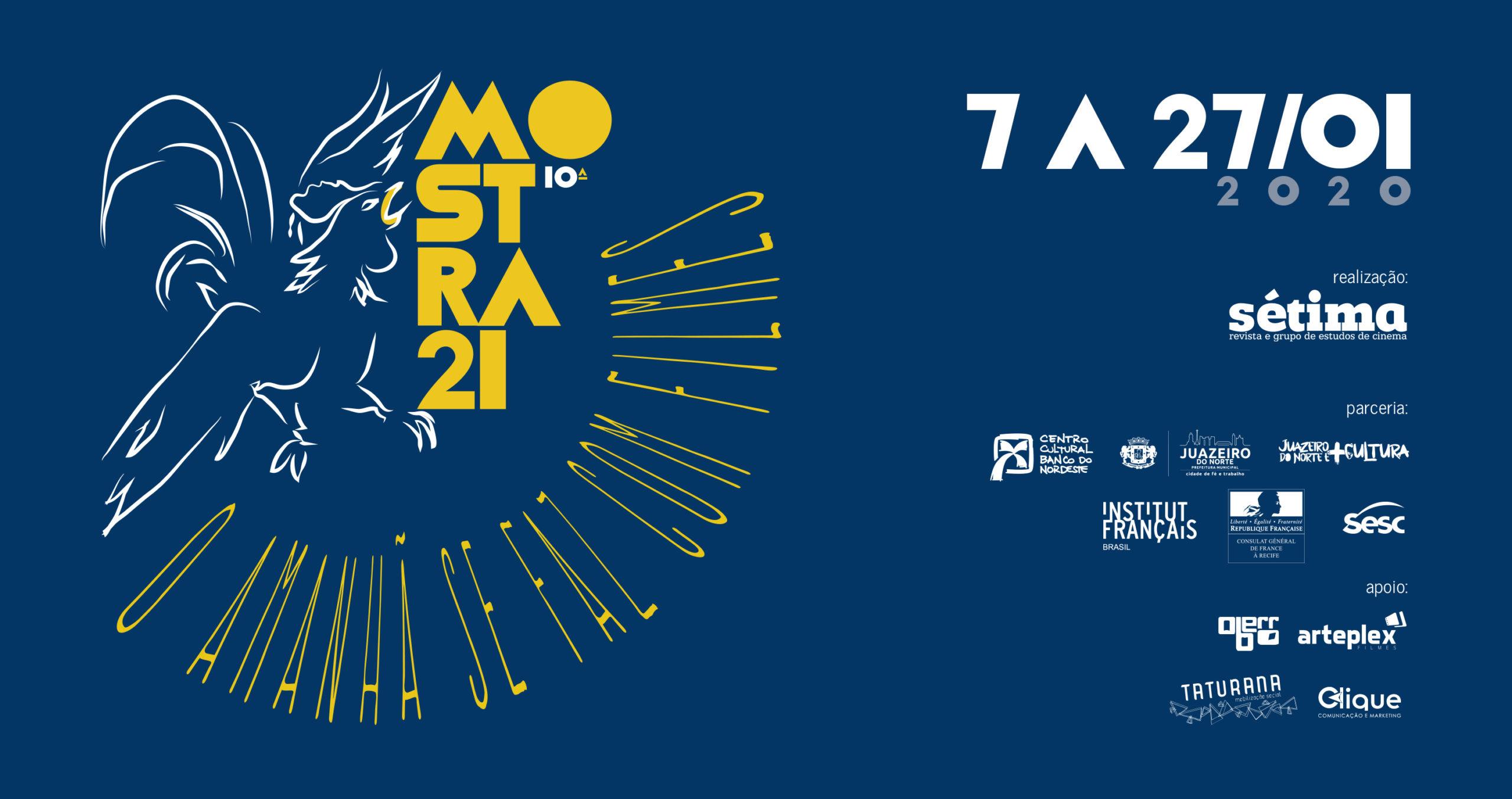 Mostra 21: maior festival de cinema do interior do estado tem início nesta terça-feira, 07