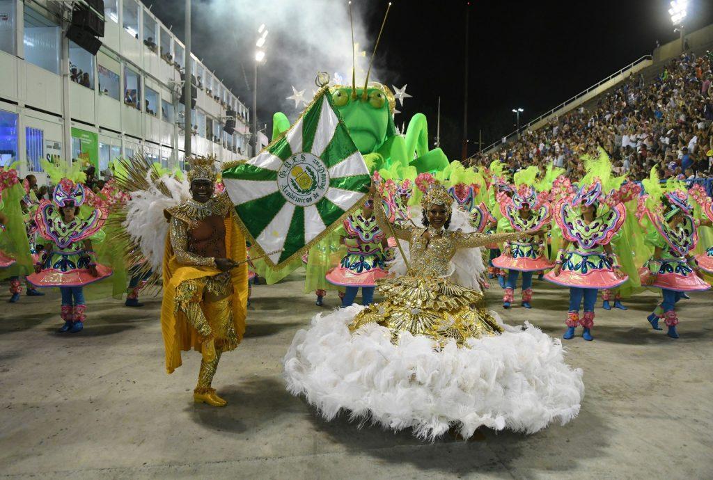 Dois telões devem exibir desfile de escola de samba carioca que homenageia Barbalha