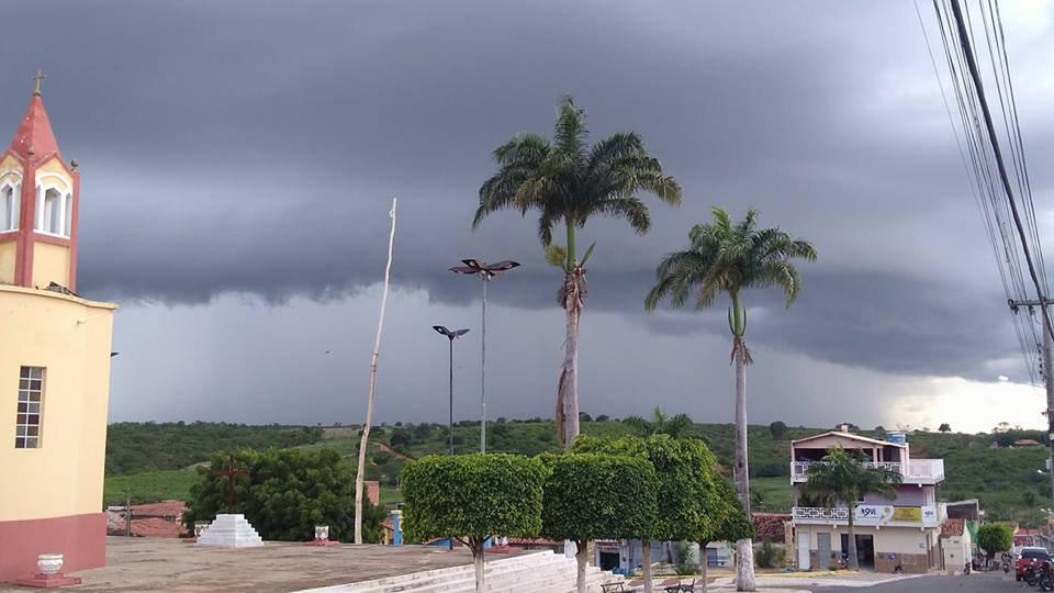 Altaneira registra maior chuva do Cariri nas últimas 24 horas