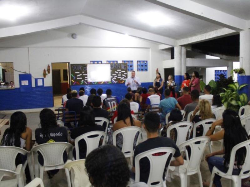 Centro de Referência da Mulher do Crato enfatiza temáticas importantes durante o Março Lilás