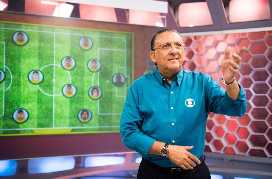Galvão Bueno anunciou que não vai narrar Copa de 2022