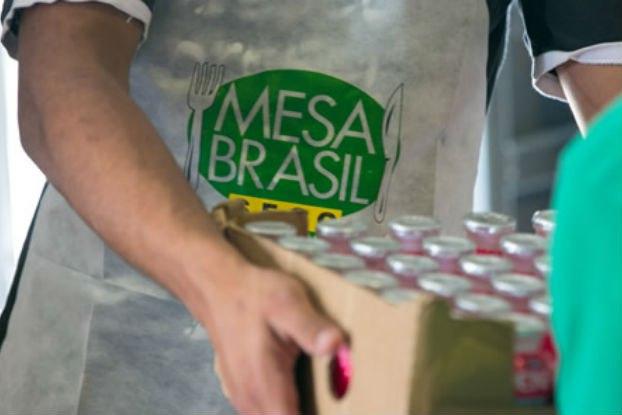 Mesa Brasil Sesc: campanha incentiva doação de alimentos para população mais vulnerável ao Covid-19