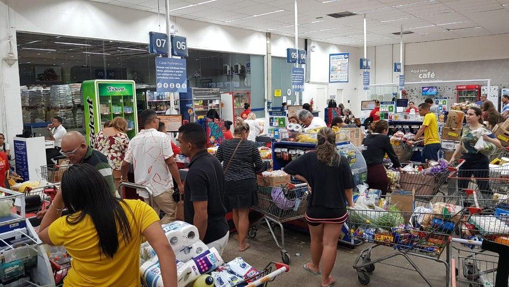 Supermercados do Ceará não correm risco de desabastecimento nos próximos dias, diz associação