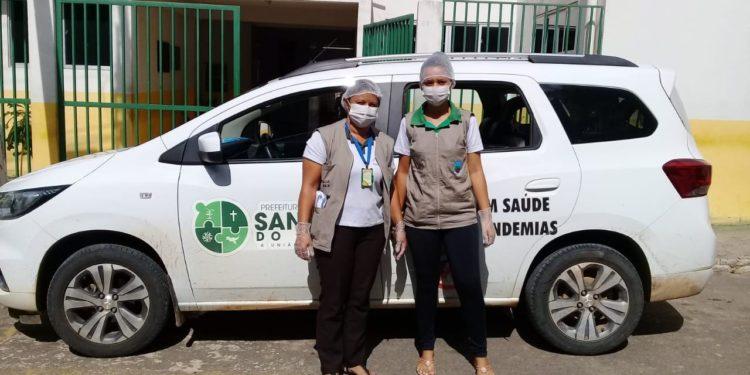Santana do Cariri passa a adotar barreira sanitária