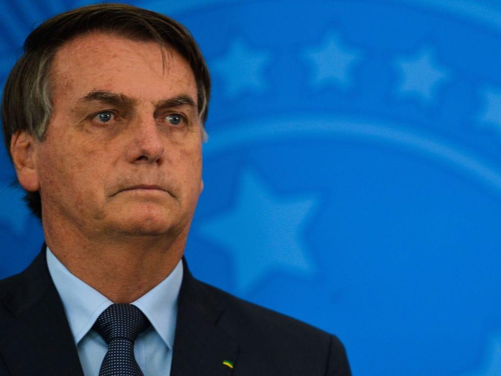 STF pede manifestação do presidente sobre medidas contra covid-19