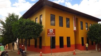 Museu de Paleontologia, em Santana do Cariri, oferece alojamento para pacientes de Covid-19