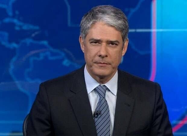 Rede Globo repudia ameaças feitas a William Bonner e sua família