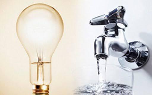 Senado aprova projeto que obriga empresa a informar data de corte de água e luz a inadimplente