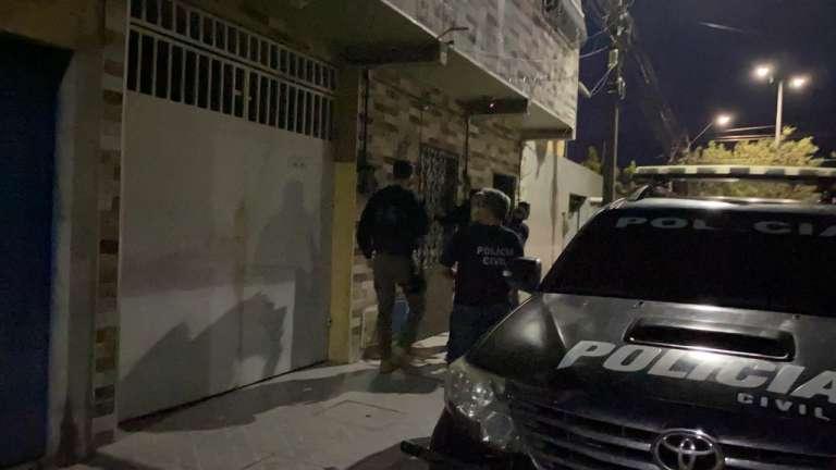 Suspeitos de integrar esquema de golpes são presos no Ceará em 2ª fase da Operação Precatório