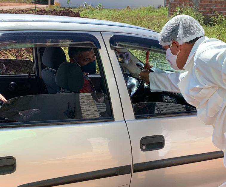 Brejo Santo intensifica testagem para monitorar a população e verificar transmissão da Covid-19