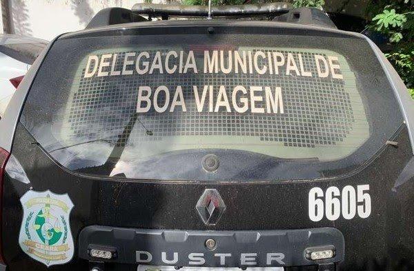 Avô é preso suspeito de estuprar netas e ameaçar ex-mulher em áudios no interior do Ceará