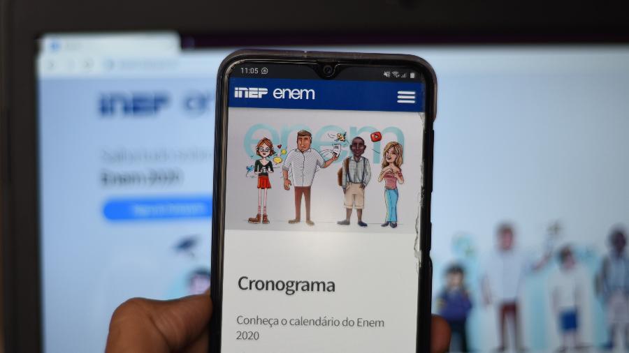 MEC adia Enem e cearenses realizarão o exame somente em janeiro e fevereiro de 2021