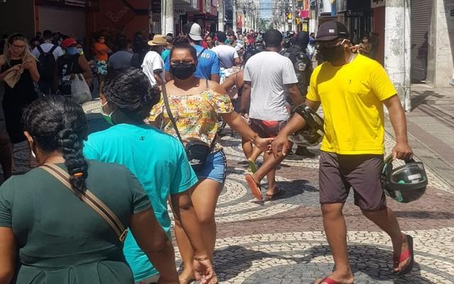 Munícipio de Iguatu atende recomendação do MPCE e vai elaborar ato normativo para aplicar multa a quem não usar máscara