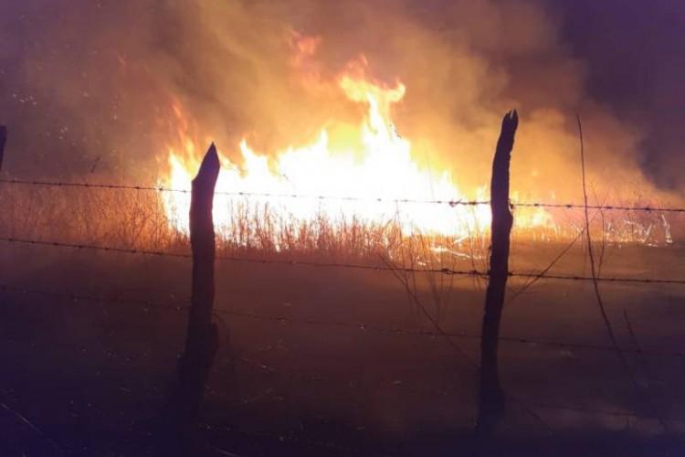 Incêndio em Iguatu atinge aproximadamente 100 hectares no sábado, 22