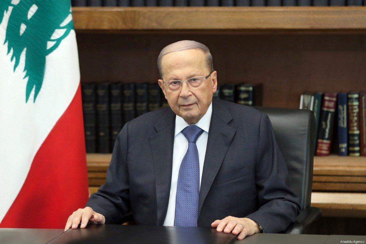 Presidente do Líbano quer ajuda, mas não aceita imposições de Bolsonaro, Macron e Trump