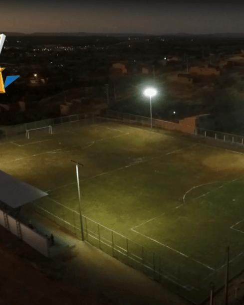 Prefeitura de Barbalha entrega arena esportiva à população