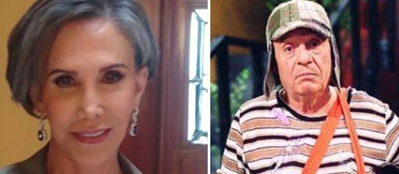 Florinda Meza emociona com texto sobre veto de 'Chaves' no SBT