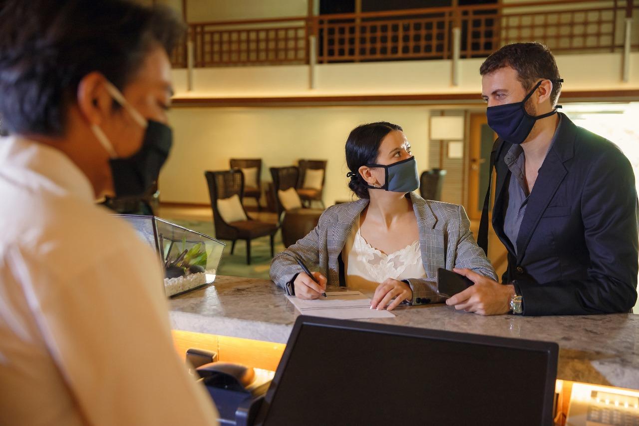 Hotéis e pousadas do Ceará contam com consultoria para implantar os protocolos de prevenção a Covid-19