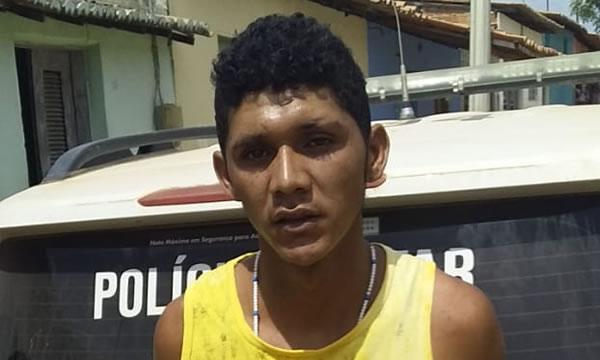 Homem é preso após agredir mulher para forçar aborto, no Cariri