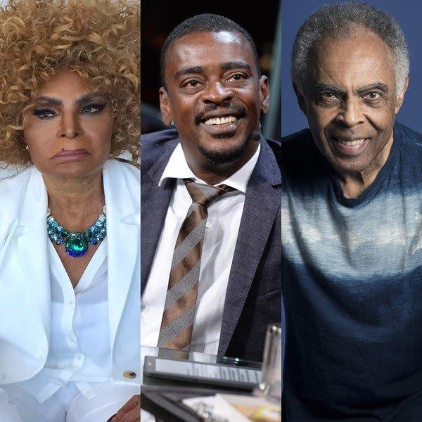 Lives de hoje: Gilberto Gil, Elza Soares, Seu Jorge e mais shows para ver em casa
