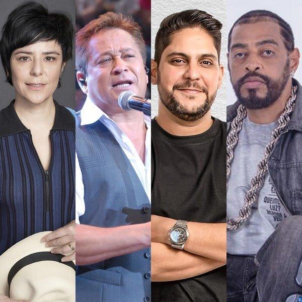 Lives de hoje: Jorge e Mateus, Leonardo, Thaíde e mais shows para ver em casa