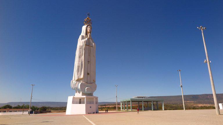 Horto de Nossa Senhora de Fátima, em Crato, recebe programação especial nesta terça (13); local passa a ter nova administração