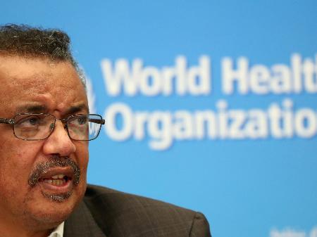 """Nacionalismo de vacina"" vai prolongar pandemia, diz chefe da OMS"