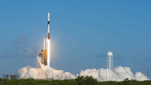 NASA e SpaceX marcam data para nova missão