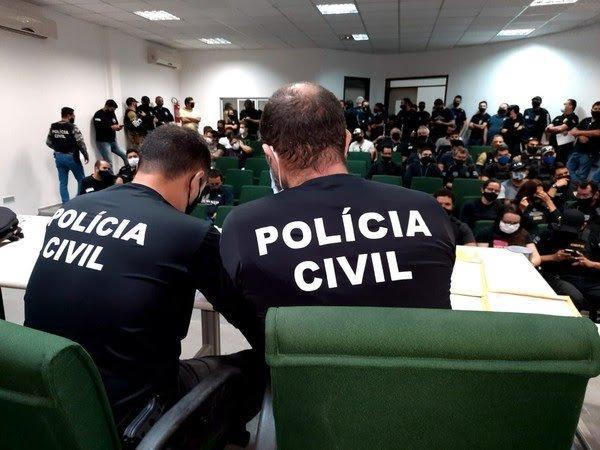 Suspeitos de crimes sexuais contra crianças e adolescentes são presos em operação da polícia no Ceará