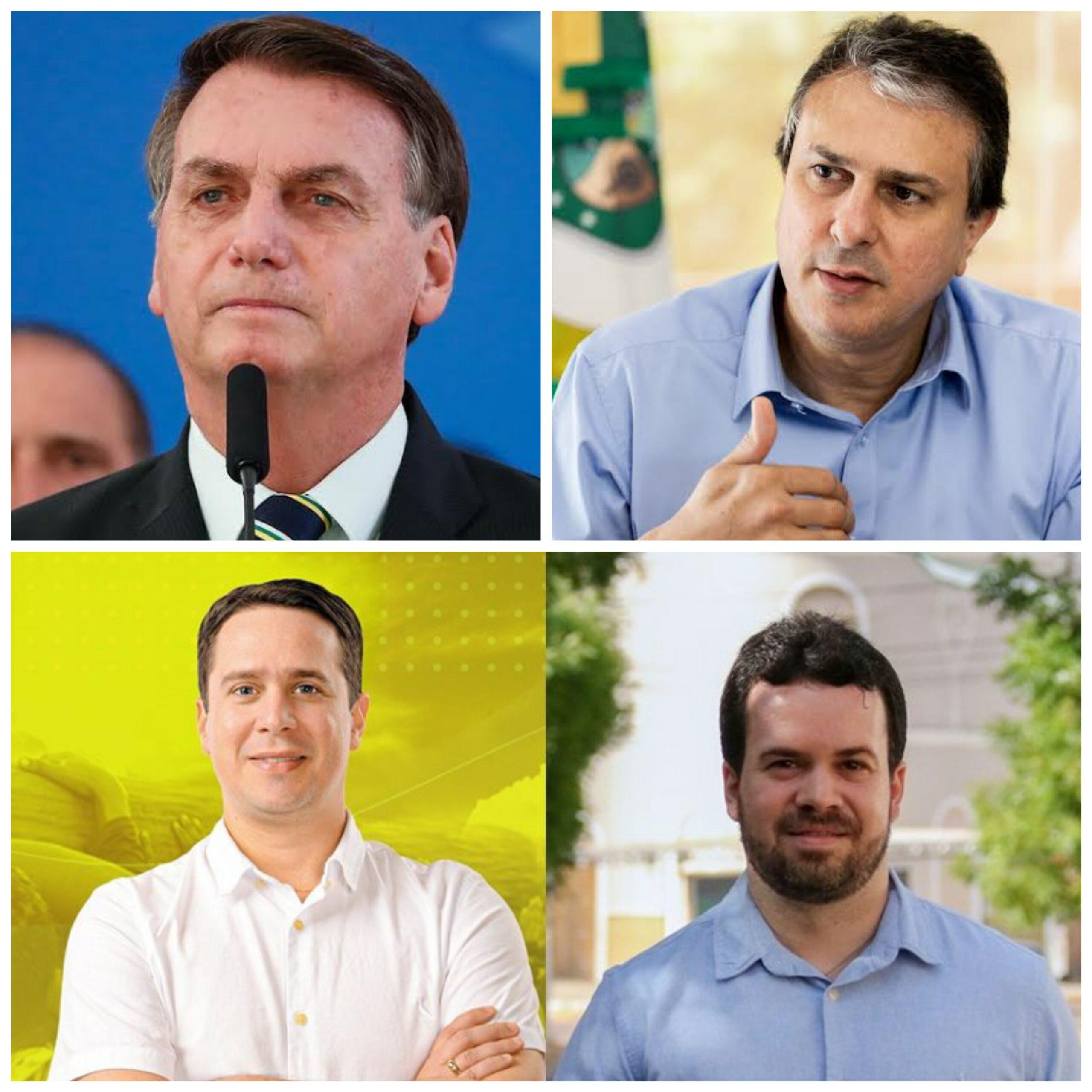 Pesquisa Ibope em Barbalha: Argemiro Sampaio, 46%; Doutor Guilherme, 46%