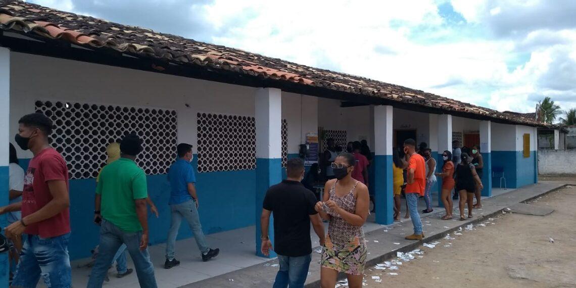 Eleições no Crato seguem tranquilas, com ausência de alguns mesários e presença da Força Nacional