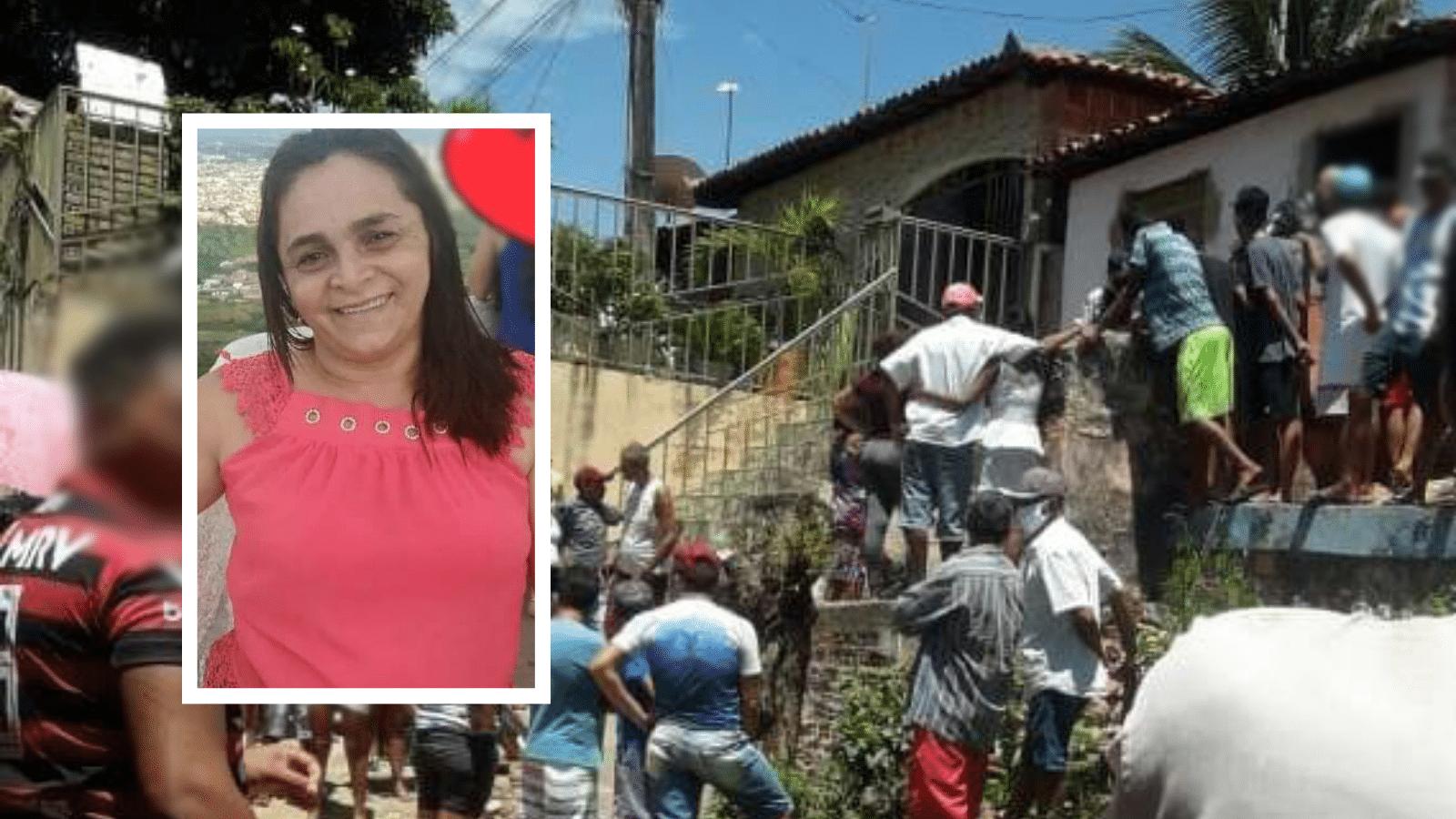 Homens matam mulher quando tentavam matar outra pessoa no Crato