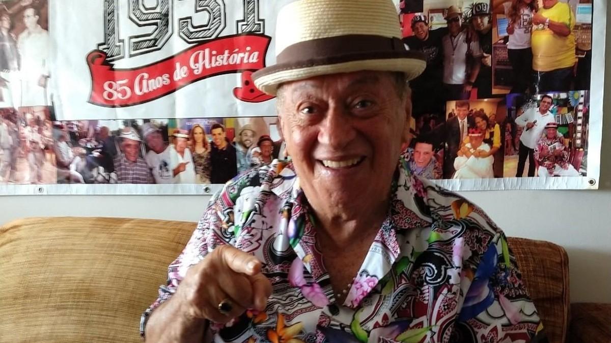 Aos 89 anos, Genival Lacerda tem melhora após uma semana internado na UTI com Covid