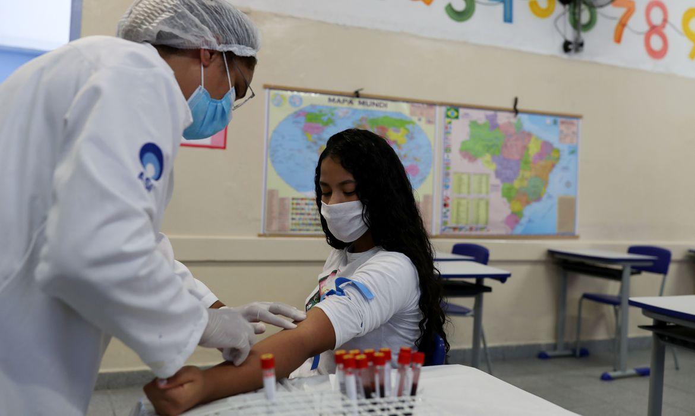 Brasil registra 209,9 mil mortes e 8,48 milhões de casos de covid-19