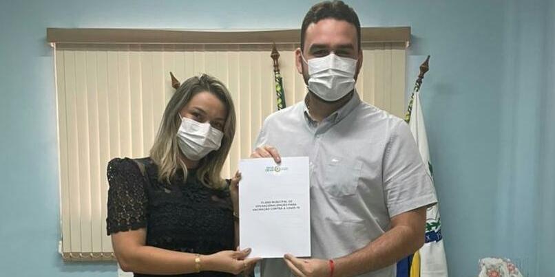 Nova Olinda apresenta plano de vacinação contra Covid-19