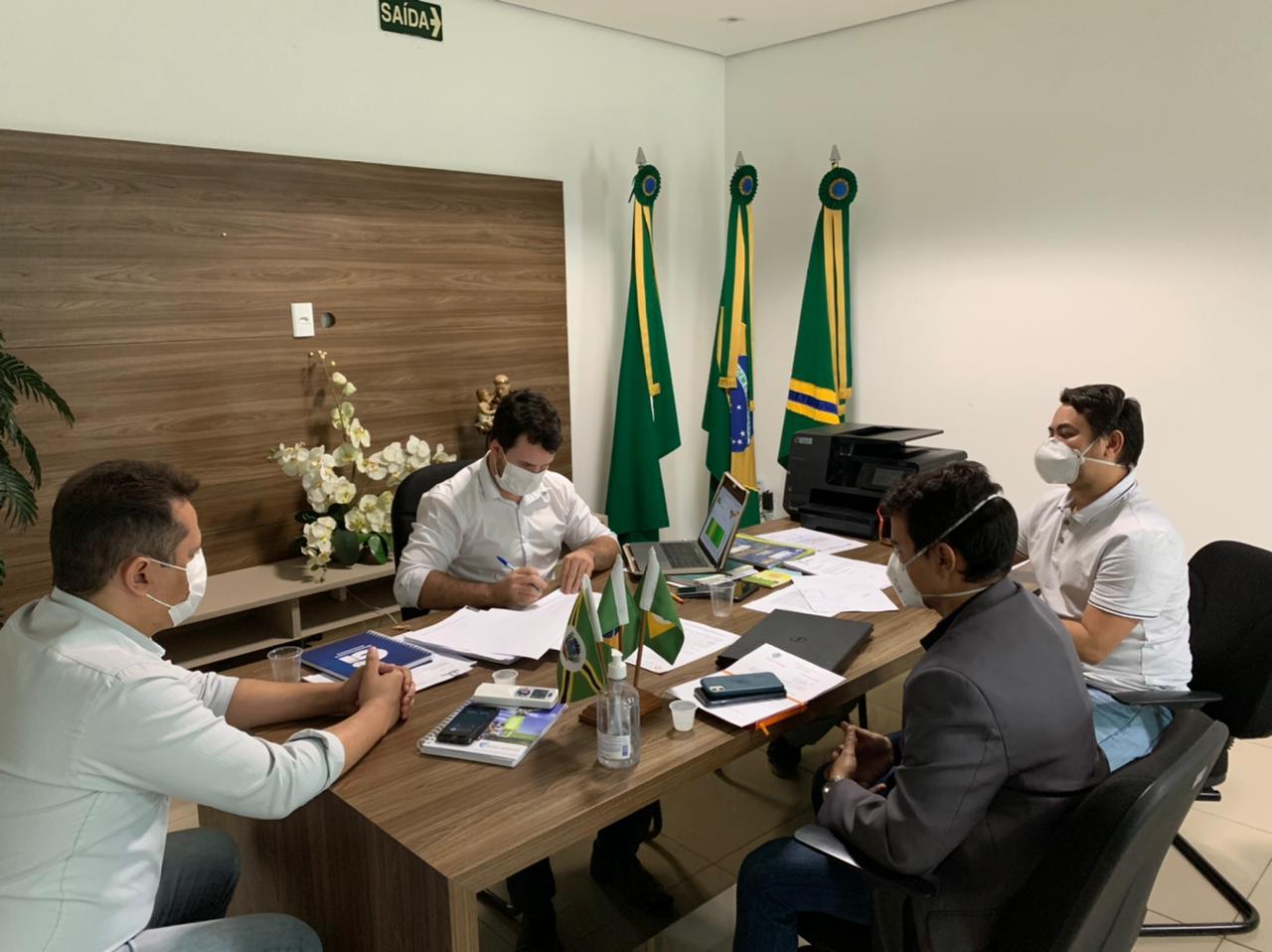 Prefeito de Barbalha prorroga estado de emergência no Município e determina medidas mais restritivas para conter o avanço da covid-19