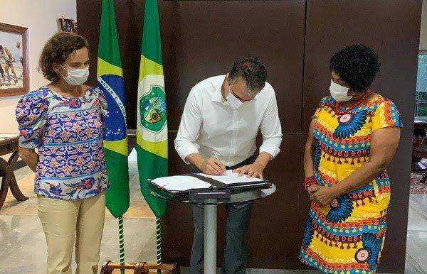 Camilo envia à Assembleia projeto que prevê cota de 20% para negros em concursos públicos do Ceará