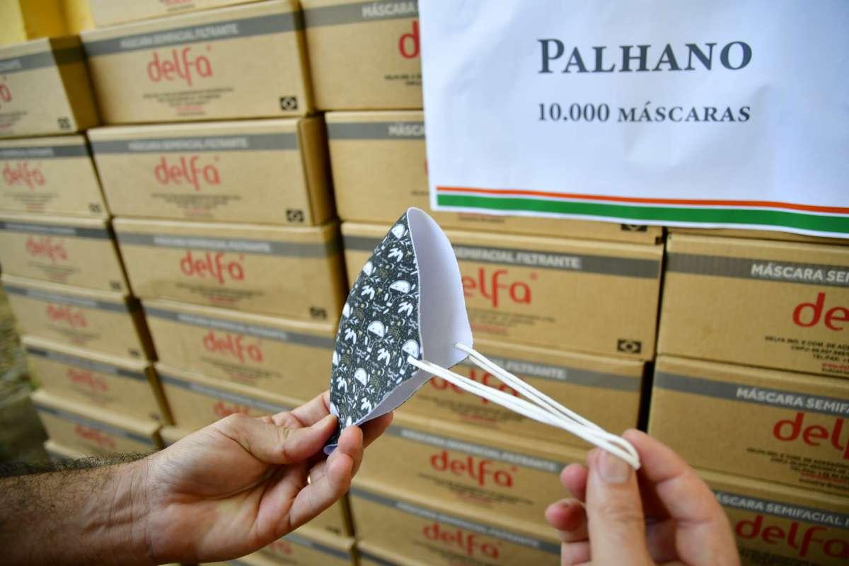 Cidades do Ceará que estão em isolamento rígido receberão 85 mil máscaras de proteção