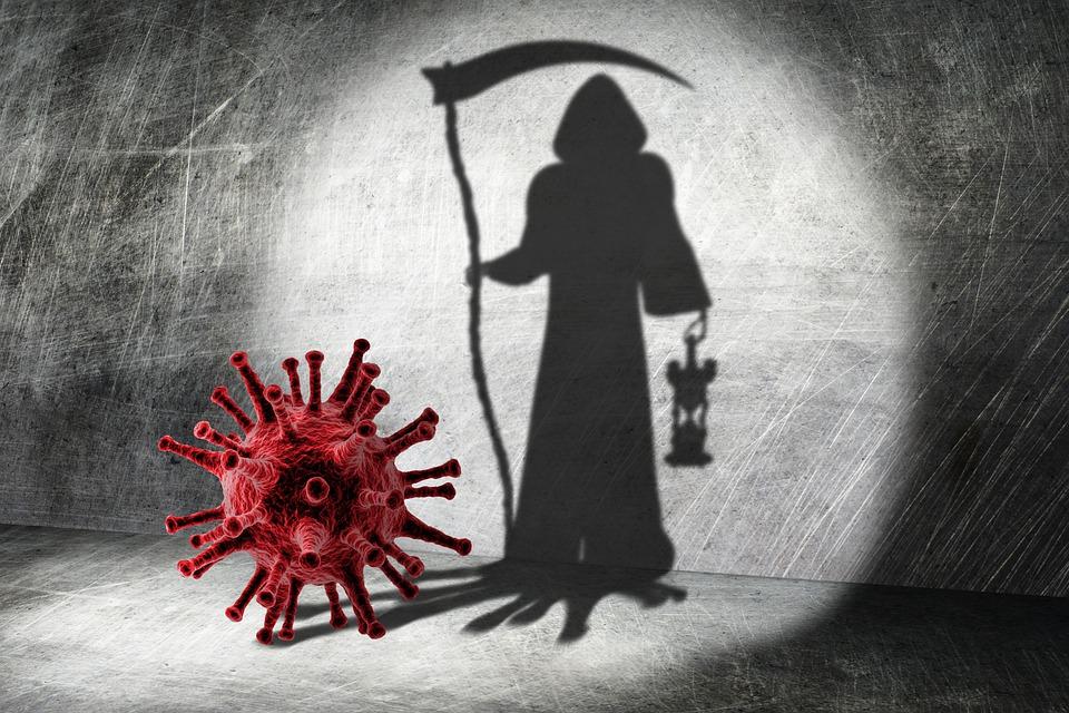 Brasil registra 1.290 mortes neste domingo (21) e chega ao pior final de semana da pandemia