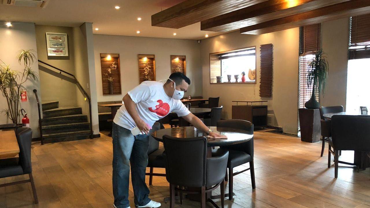 Retorno gradual: confira as regras para o funcionamento de restaurantes e do setor hoteleiro