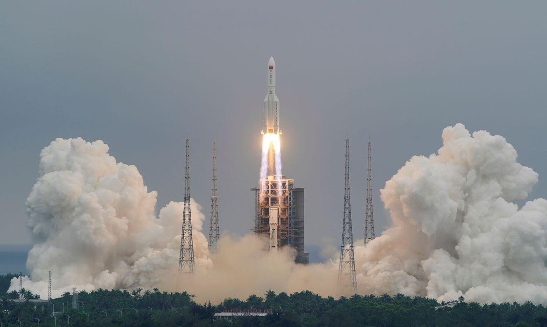 China prepara-se para enviar tripulação à sua estação espacial