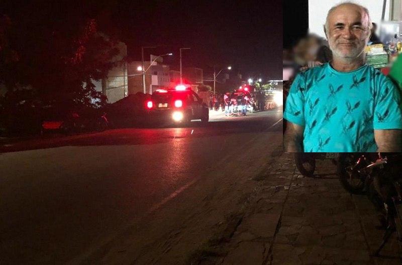 Ciclista morre após ser atropelado por automóvel em Campos Sales