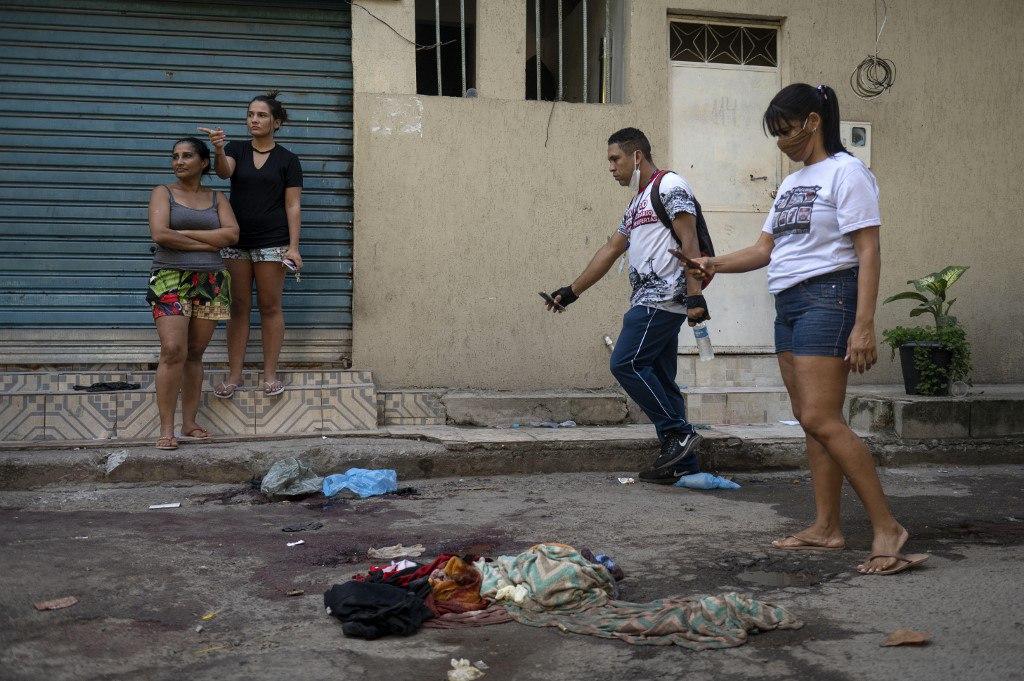 ONU pede investigação de operação no Jacarezinho que deixou 25 mortos